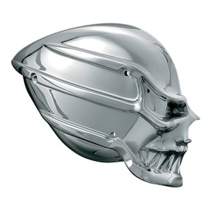 Kuryakyn Skull Air Cleaner For Harley Sportster 2007-2015