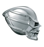 Kuryakyn Skull Air Cleaner For Harley Sportster 1991-2006