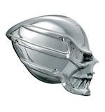 Kuryakyn Skull Air Cleaner For Harley