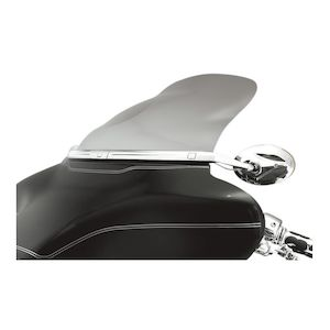 Kuryakyn Airmaster Aerodynamic Windshield For Harley Touring 1996-2013