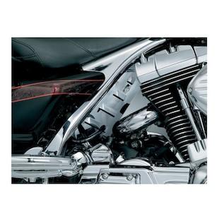 Kuryakyn Engine Filler Panel Frame Cover For Harley Touring 1997-2007