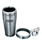 Kuryakyn Universal Handlebar Clamp Drink Holder & Mug