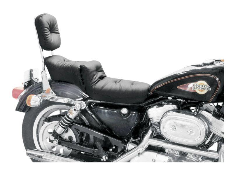 Mustang Regal Duke Seat For Harley Sportster 1982-1995 | 20% ($70 00) Off!