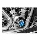 Kuryakyn Infinity LED Timing Points Cover For Harley 1984-2016