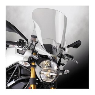 National Cycle VStream Tall Touring Windscreen Ducati Monster 696/796/1100/S/EVO Light Tint [Previously Installed]