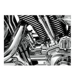Kuryakyn Rear Cylinder Base Cover For Harley Softail 2007-2015