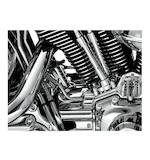 Kuryakyn Rear Cylinder Base Cover For Harley Softail 2007-2016