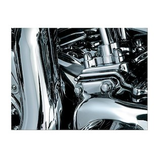 Kuryakyn Rear Cylinder Base Cover For Harley Touring 2009-2015