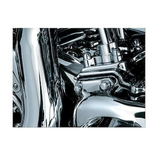 Kuryakyn Rear Cylinder Base Cover For Harley Touring 2009-2016