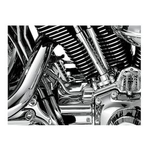 Kuryakyn Rear Cylinder Base Cover For Harley