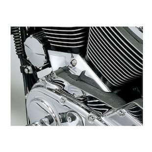 Kuryakyn Cylinder Base Timing Hole Cover For Harley Sportster 1991-2003