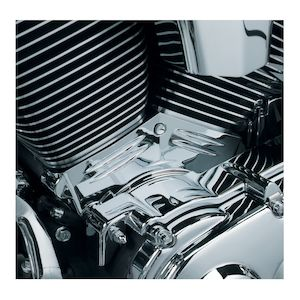 Kuryakyn Cylinder Base Timing Hole Cover For Harley 1999-2006