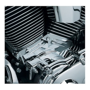 Kuryakyn Cylinder Base Timing Hole Cover For Harley 1999-2006