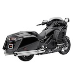 Cobra Six-2-Six Slip-On Muffler For Honda Gold Wing 1800 / F6B 2012-2014
