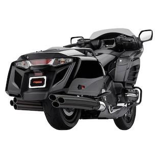 Cobra Six-2-Six Slip-On Muffler For Honda Gold Wing 1800 / F6B 2012-2014