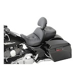 Saddlemen Road Sofa Deluxe Seat For Harley Touring 2008-2017