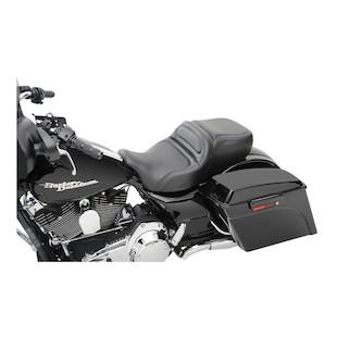 Saddlemen Heated Explorer Seat For Harley Touring 2008-2014