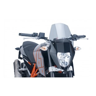 Puig Racing Windscreen KTM 690 Duke 2012-2014
