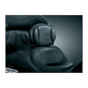 Kuryakyn Plug-In Drivers Backrest For Harley Touring 1997-2019