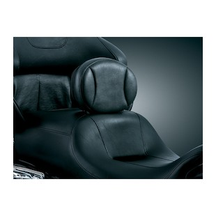 Kuryakyn Plug-In Drivers Backrest For Harley Touring 1997-2013