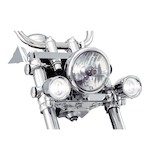 Kuryakyn Clamp-On Driving Lights For Harley