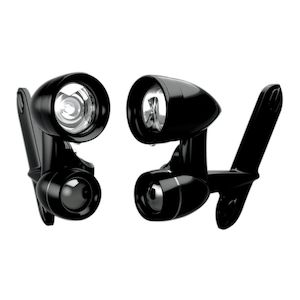 Kuryakyn Driving Light Kit For Harley Touring 1997-2013