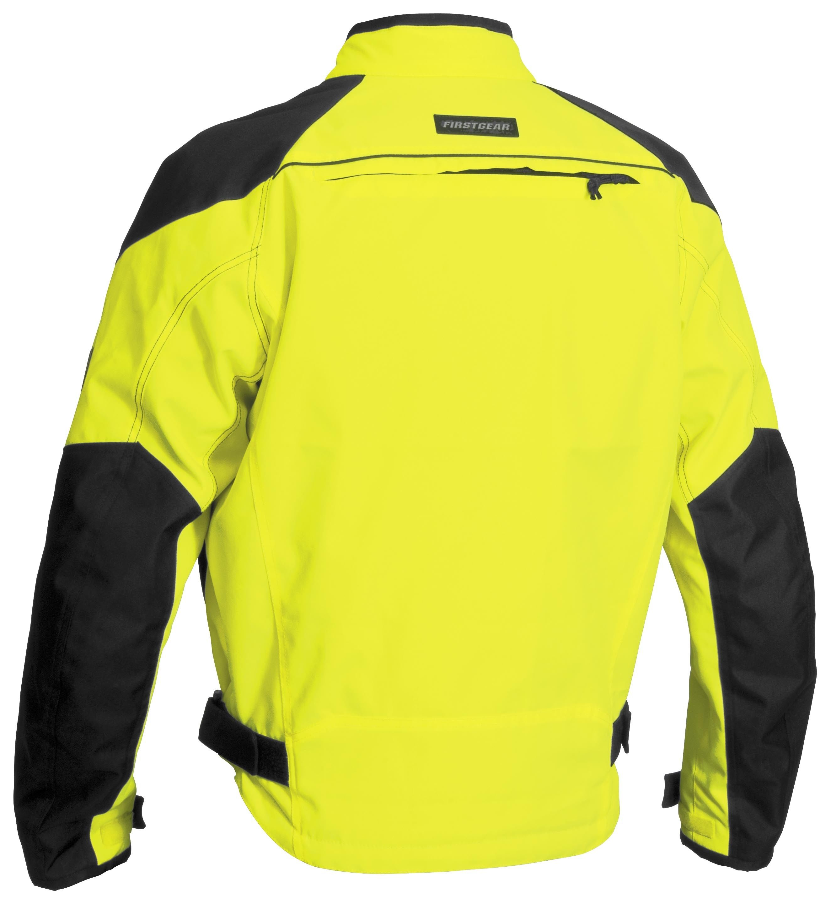 a1d4585c7 Firstgear Hi-Viz Rush Tex Jacket