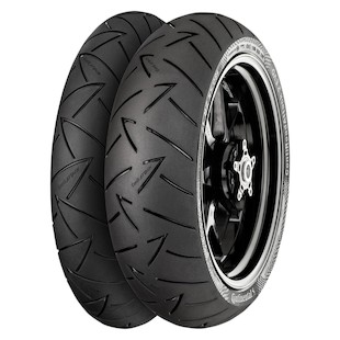 Continental Road Attack 2 EVO Rear Tires