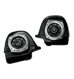 Kuryakyn Fairing Lower Speakers For Harley Touring 2006-2013