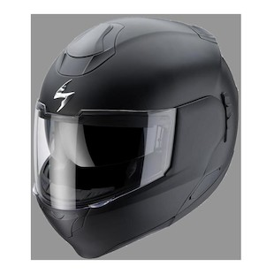 Scorpion EXO-900 Transformer Helmet Matte Black / XS [Blemished]