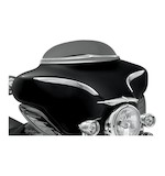 Kuryakyn Deluxe Windshield Trim For Harley Touring 1996-2013