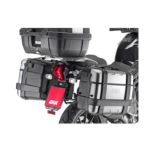 Givi PLR6403 Rapid Release Side Case Racks Triumph Tiger Explorer 2013-2015