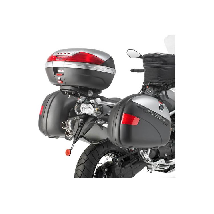 Givi E708 Top Case Rack Moto Guzzi Stelvio 1200 2008-2015