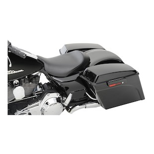 Saddlemen Renegade S3 Super Slammed Solo Seat For Harley Touring 2008-2017