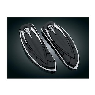 Kuryakyn Driver Floorboard Covers For Harley 1984-2016