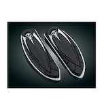 Kuryakyn Driver Floorboard Covers For Harley 1984-2014