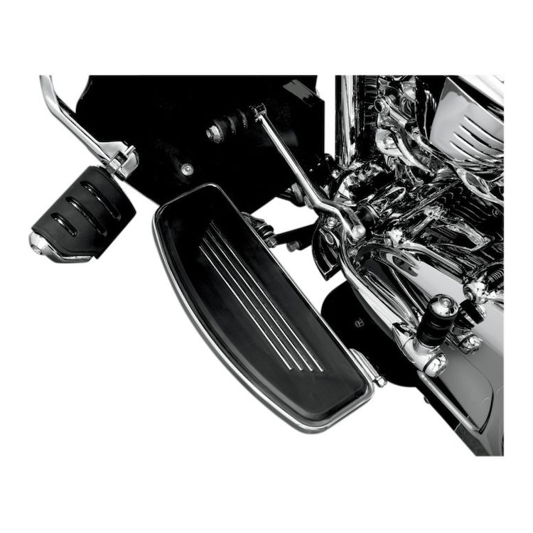 Kuryakyn Premium Driver Traditional Floorboard Inserts For Harley 1984-2018