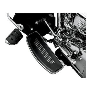 Kuryakyn Premium Driver Traditional Floorboard Inserts For Harley 1984-2016