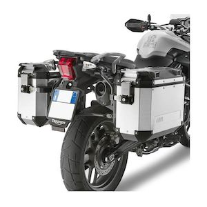 Givi PL6401CAM Side Case Racks Triumph Tiger 800 / XC / XR