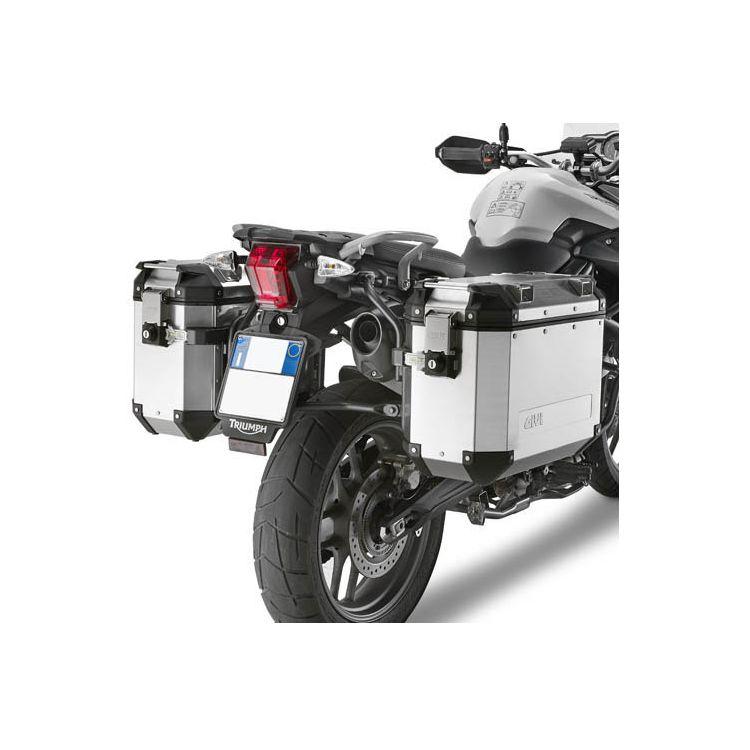 Givi Pl6401cam Side Case Racks Triumph Tiger 800 Xc Xr 10