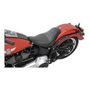 Saddlemen Renegade S3 Super Slammed Solo Seat For Harley Softail 2006-2017