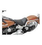Saddlemen Renegade S3 Super Slammed Solo Seat For Harley Softail 2006-2015