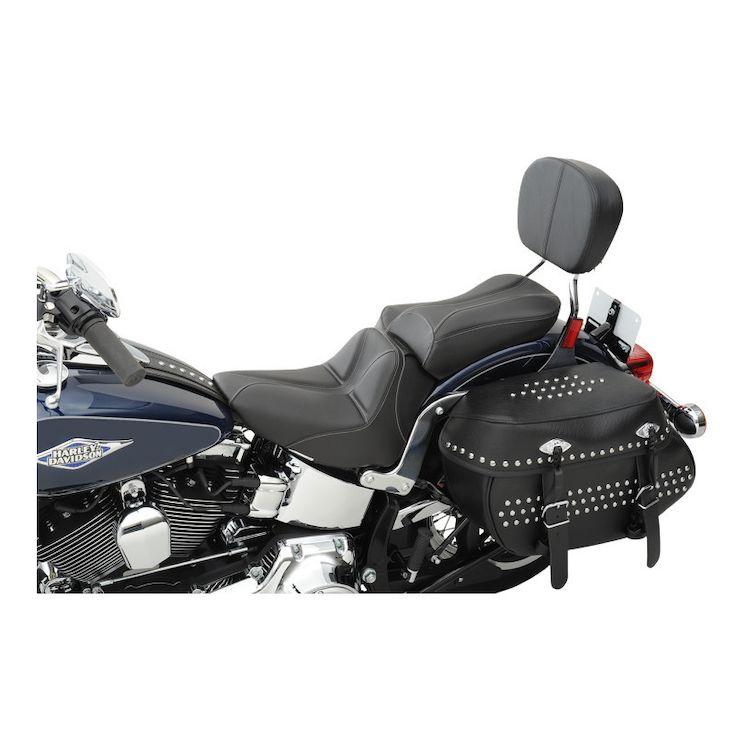 Saddlemen Dominator Pillion Seat For Harley