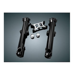 Kuryakyn Lower Fork Skins For Harley Sportster 2004-2016