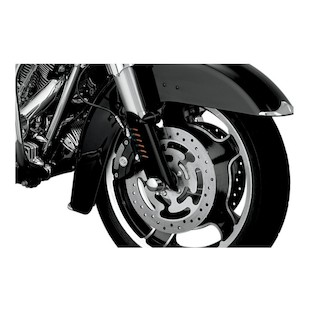 Kuryakyn Lower Fork Leg Deflector Shield For Harley Touring 2000-2013