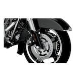 Kuryakyn Lower Fork Leg Deflector Shield For Harley Touring 2000-2013