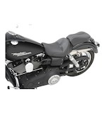 Saddlemen Dominator Pillion Seat For Harley Dyna 2006-2017