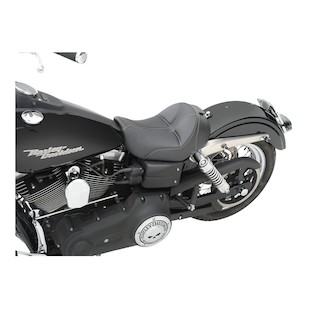 Saddlemen Dominator Solo Seat For Harley Dyna 2006-2017