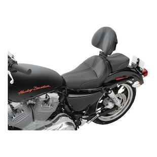 Saddlemen Dominator Pillion Seat For Harley Sportster 2004-2017
