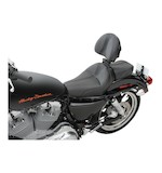 Saddlemen Dominator Pillion Seat For Harley Sportster 2004-2017